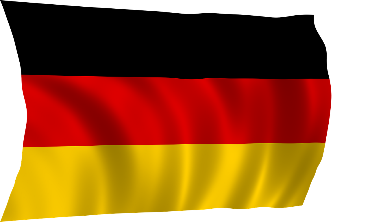 german flag 1332897 1280